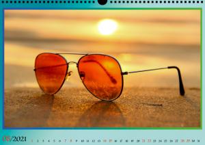 Nástenný fotokalendár A3, A4, A5 alebo 30x30 od 4,40 €!